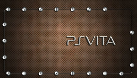 Metal Wallpaper for PlayStation Vita