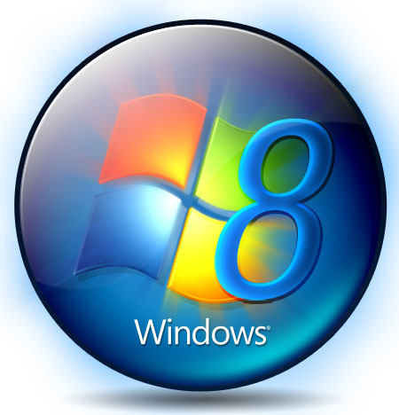 Windows 8 Logo Icon for Photoshop