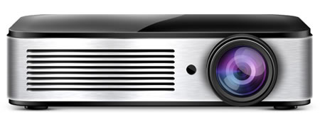 Movie Video Projector for Photoshop