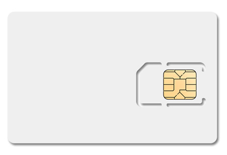 Mobile Sim Card Template – Blank Id Card Template