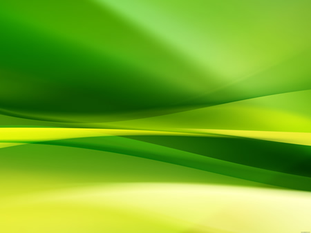 Green and Yellow Natural Abstract Background