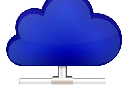 .Cloud Computing Icon