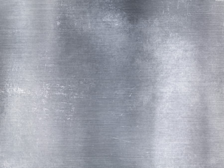 Silver Metal Grunge Textured Background