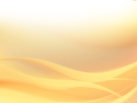 Soft Yellow Wave Background