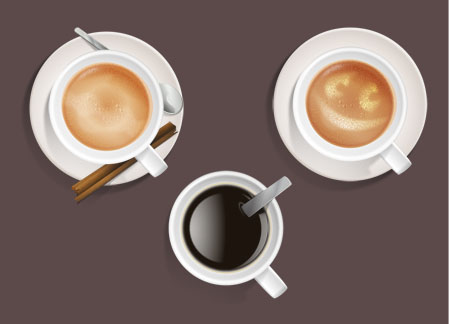 Coffee Cup Icon Templates