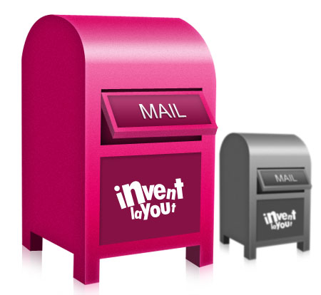 Mailbox Icon for Photoshop