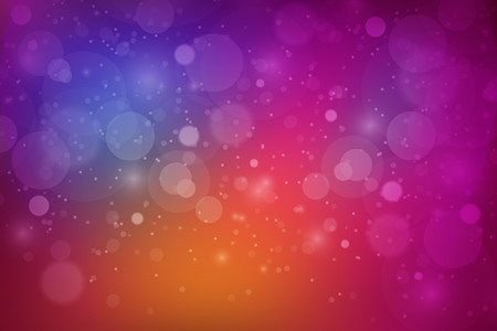 Colorful Purple Abstract Background