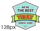 Badge 128px