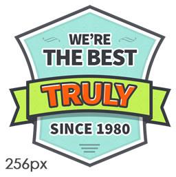 Badge 256px