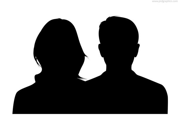 male-female-silhouette