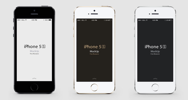 iPhone-5s-mockup-templates