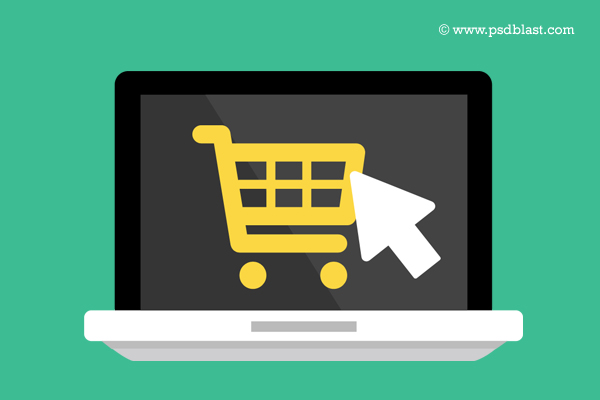 Buy Now Shopping Cart Icon Psd
