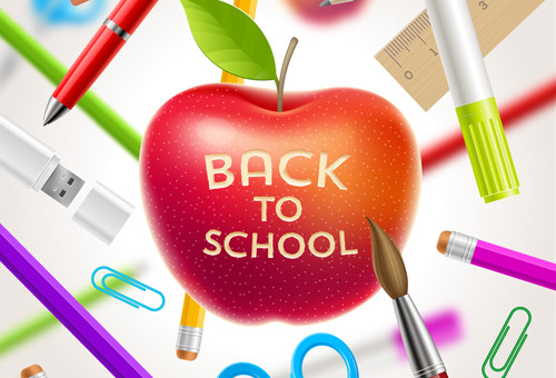 Back to school Background
