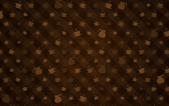 Brown Coffee Cup Background