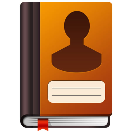 Address Book Contact Icon